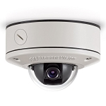 Arecont 1.3MP Indoor MicroDome Camera, 4mm Lens, Vandal Resistant, IP66