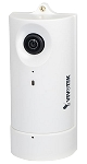 Vivotek 1 Megapixel Indoor Compact Cube Camera, PoE, ONVIF, 30fps, 180˚ Pan View, w/ 1.3mm Fixed Lens - 2 Year Warranty