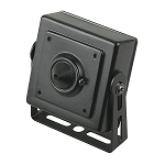 Platinum 2.1MP HD-TVI Indoor Pinhole Covert Camera, 3.7mm Lens, HD1080P, DNR - 3 Year Warranty