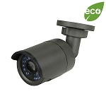 Platinum 2MP HD-TVI Outdoor Bullet Camera in Black or White, 3.6mm Lens, HD1080P, Smart IR, OSD, IP66 - 3 Year Warranty