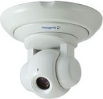 GeoVision IP Network PTZ Camera w/ 2-Way Audio, 10X Optical, 10X Digital Zoom, H.264 Compression, Micro SD & Day/Night Function