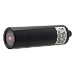 KT&C 750TVL Mini Bullet Camera, 3.6mm Lens, Black or White, Day & Night, DNR, BLC, HLC, ATR, OSD, IP67 - 3 Year Warranty