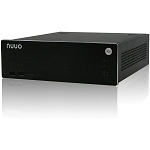 Nuuo NVRsolo 8ch 2bay NVR, Audio, Up to 8TB HDD, Remote Access - 3 Year Warranty