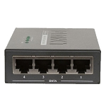 Planet 4-Port 802.3af Power over Ethernet Injector Hub
