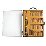 Precision Screwdriver Set - 33 Pieces