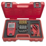 VDV MapMaster 2.0 Test Kit, Includes Tester and Accessories for Voice, Data, Video Testing & Mapping