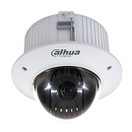 Dahua 2MP IP Outdoor 12x Starlight In-ceiling PTZ Camera, 5.3mm-64mm Lens, Audio, Alarm, Day/Night, Weather Proof, Motion Detection, Privacy Masking, Ultra Low Light, AWB, AGC, BLC, DNR, IVS, WDR, IP66, IK10, PoE - 3 Year Warranty