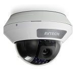 AvTech Indoor Dome 1080P HD-TVI Camera, 3.6mm Lens, 20m IR, AWB, AGC, BLC, IP66