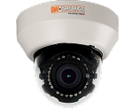 Digital Watchdog Megapixel IP Camera (2.1 Megapixel)  Varifocal (3-10mm) Lens Indoor Vandal-Proof Dome PoE - 3 Year Warranty