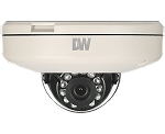 Digital Watchdog Megapixel IP Camera (2.1 Megapixel) 1080p 30fps Vandal-Proof Dome Fixed Lens (8mm) PoE - 3 Year Warranty