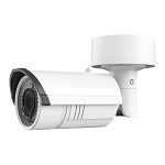 Platinum Series 2 Megapixel 2.8~12mm Outdoor Bullet IP Camera, Day/Night, Memory Card Slot, IR, DNR, WDR, PoE, IP66 - 3 Year Warranty