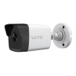 Platinum 4MP IP Outdoor Mini Bullet Network Camera, 2.8mm Fixed Lens, Day/Night, Motion Detection, DNR, DWDR, IP67, DC 12V, PoE - 3 Year Warranty