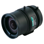 Fujinon HD 4~15mm Varifocal CCTV Lens, HD 3MP, Day/Night, Wide Angle, Manual Iris, ND Filter, Aspherical, C Mount - 2 Year Warranty