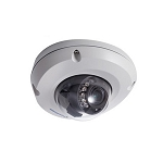 GeoVision 1.3MP Low Lux WDR IR Mini Rugged Outdoor Dome Camera, 2.8mm or 3.8mm Fixed Lens, Vandal Resistant, Defog, Motion Detection, Alarm, WDR, IP67, DC 12V / PoE
