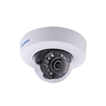 GeoVision 1.3MP Low Lux WDR IR Indoor Mini Dome, 2.8mm or 3.8mm Lens, Microphone, Defog, Motion Detection, Alarm, WDR, DC 12V / PoE