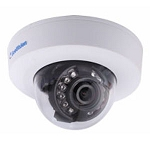 GeoVision 4MP Super Low Lux WDR Pro Indoor IR Mini Dome, 2.8mm Lens, Day/Night, Defog, Motion Detection, AWB, AGC, WDR, DNR, DC 12V / PoE - 2 Year Warranty