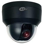 KT&C 1080p HD-TVI Indoor Dome in Black or White, 2.8-12mm Lens, Day/Night, Defog, Motion Detection, AGC, AWB, DNR, OSD - 3 Year Warranty