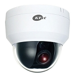 KT&C 750TVL Indoor Dome Camera, 2.8-12mm Lens, Motion Detection, DNR, BLC, WDR, OSD, AWB - 3 Year Warranty