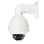 Platinum 2.1MP IP Outdoor PTZ High Speed Dome Camera, 4.7-94mm Lens, 20x Optical Zoom, Day/Night, AGC, BLC, DNR, DWDR, IP66, IK08, AC 24V, PoE - 3 Year Warranty