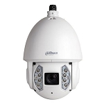 Dahua 2MP 30X Starlight Outdoor IR Intelligent PTZ Camera, 360_ Endless Pan, 6.0-180mm 30X Lens, Auto Tracking, Intelligent Video Surveillance, Vandal Proof, Audio, Alarm, Micro SD, WDR, DNR, AWB, AGC, BLC, IP67, IK10, AC24V / Hi-PoE - 3 Year Warranty