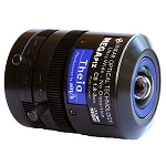 Theia Ultra Wide Angle 1.8~3mm Varifocal Lens, DC Auto Iris, IR Correction, Up to 5MP, CS-Mount - 2 Year Warranty