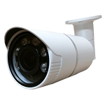 CCTV Gold 1080P 4-In-1 (AHD/HD-CVI/HD-TVI/Analog) Outdoor Bullet Camera, 2.8~12mm Varifocal Lens, 6 Large IR LEDs, AGC, AWB, IP66 - 2 Year Warranty