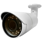 CCTV Gold 1080P 4-In-1 (AHD/HD-CVI/HD-TVI/Analog) Outdoor Bullet Camera, 2.8mm Lens, IR LEDs, AGC, AWB, BLC, HLC, OSD, WDR, IP66 - 2 Year Warranty
